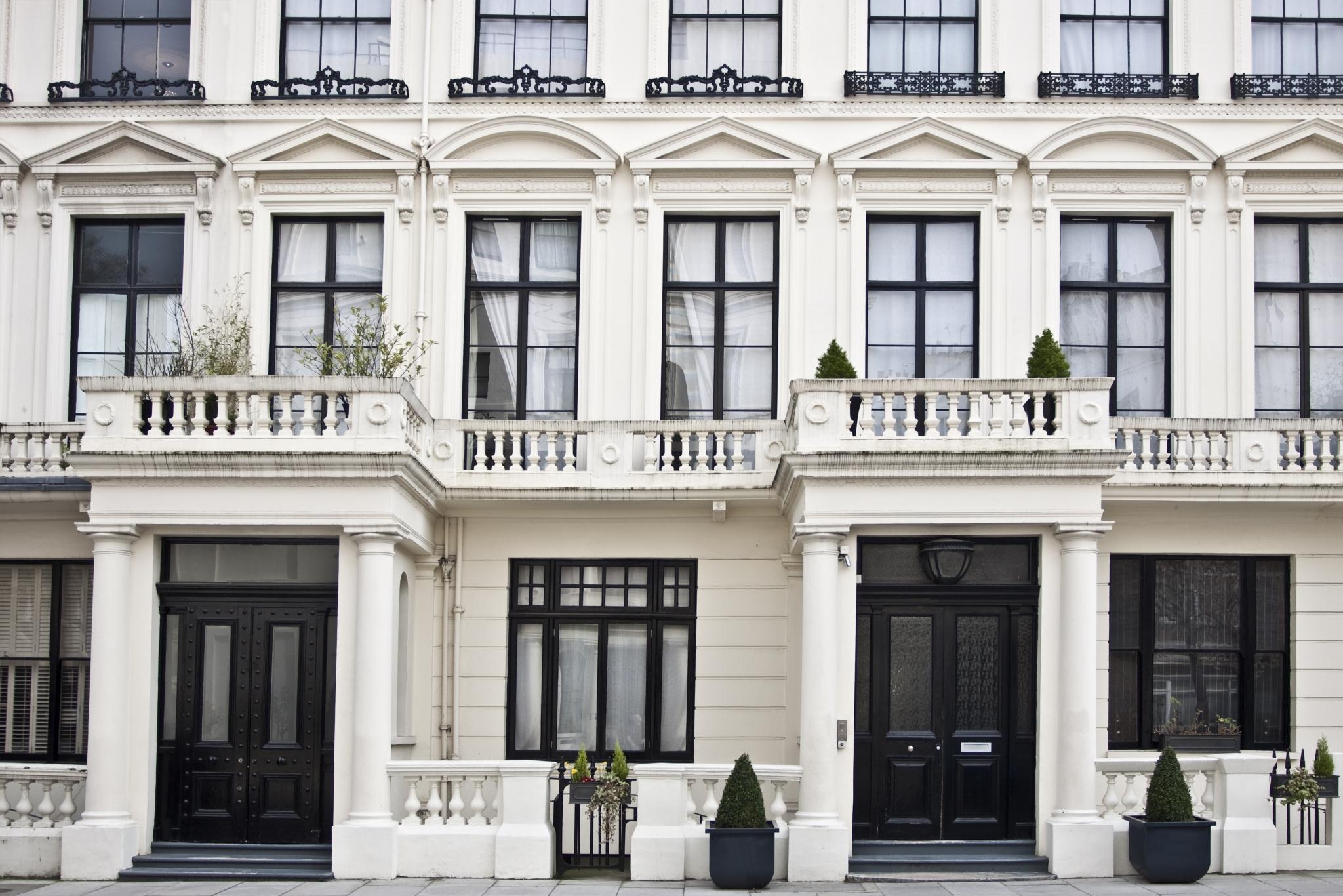A London Property Bubble