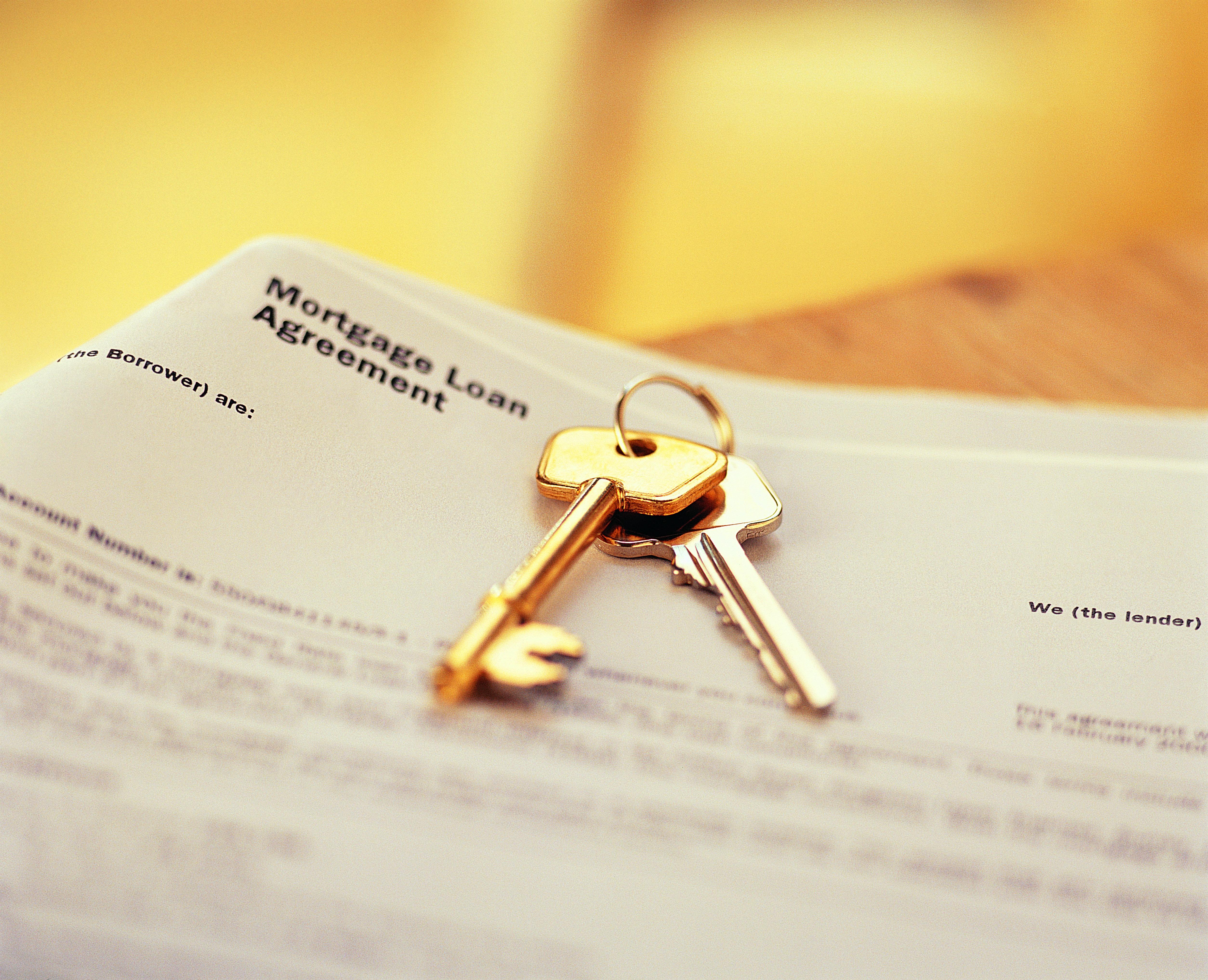 A Mortgage Broker's Midsummer Night's Dream…
