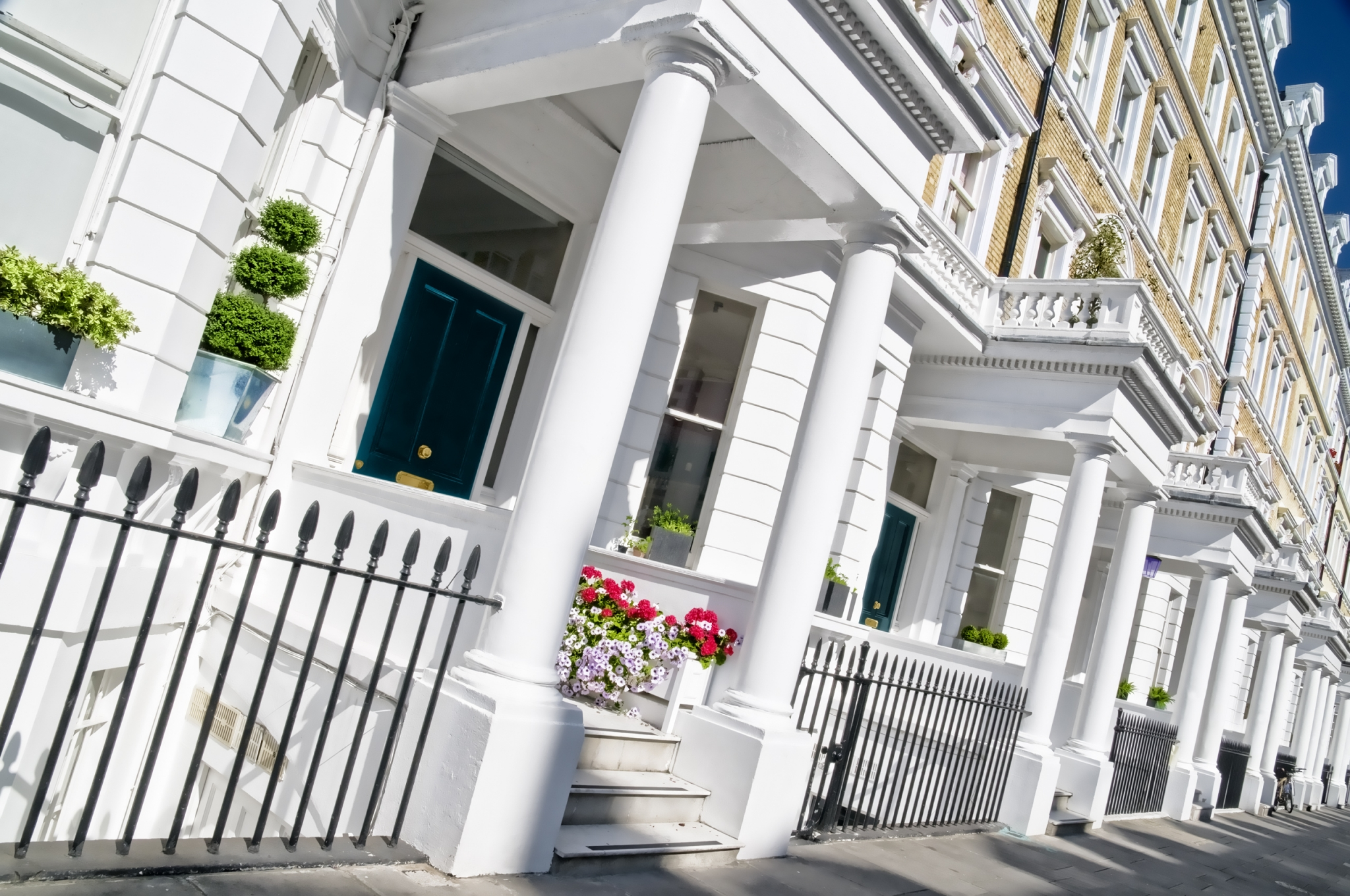 Current news on the London property market