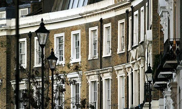 London street - Islington