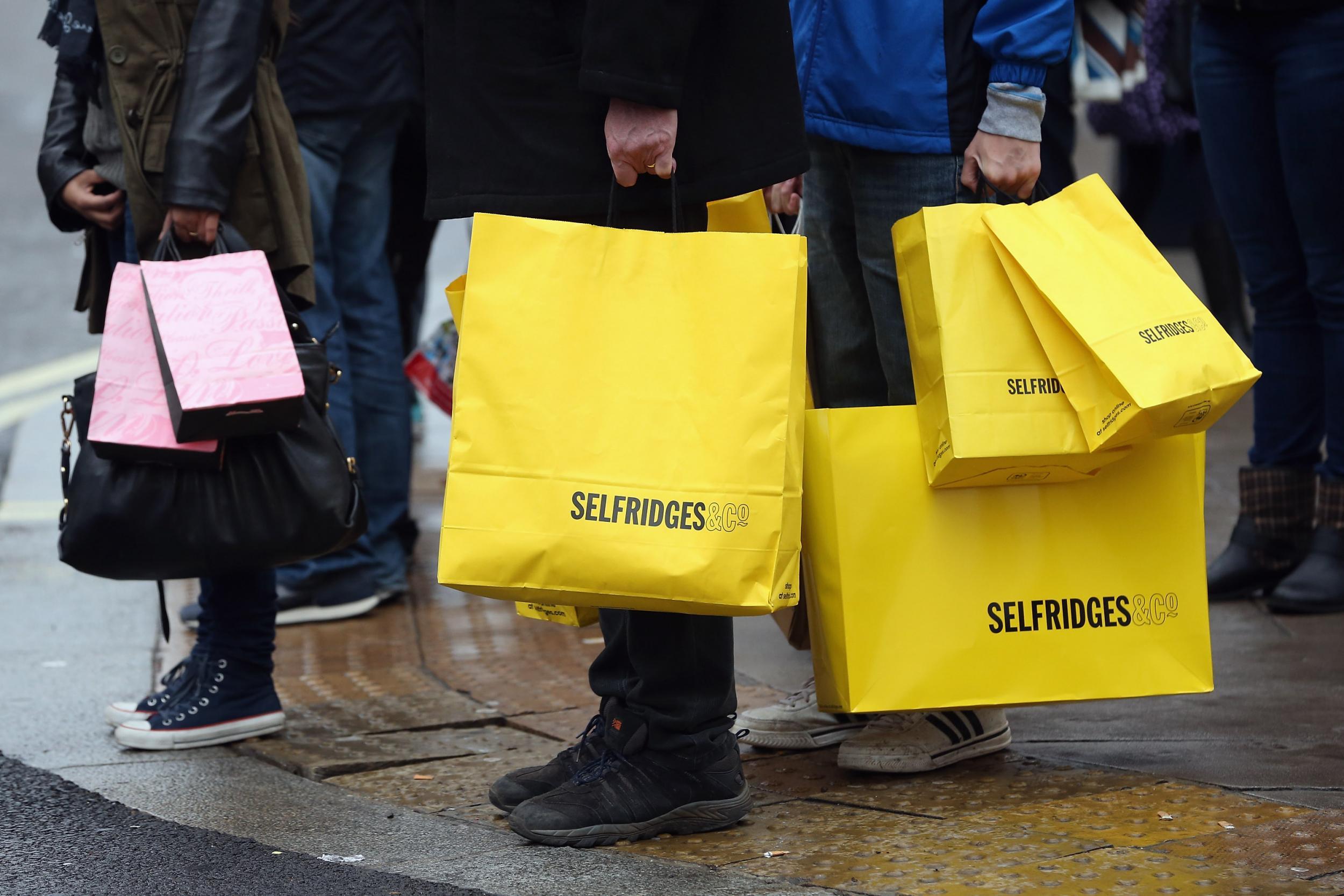 Rewarding Your Referrals – Selfridges Vouchers Scheme