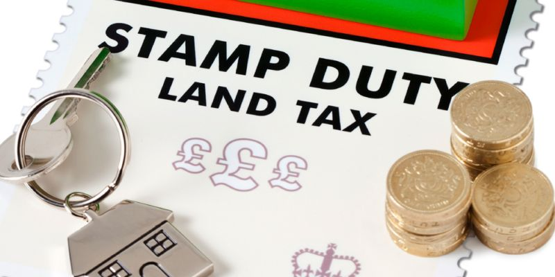 Stamp Duty Land Tax Calculator